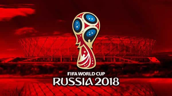 Logo for 2018 World Cup