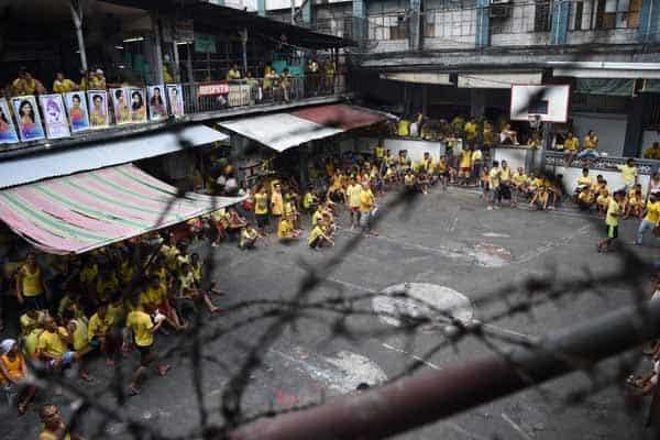 Philippine jail