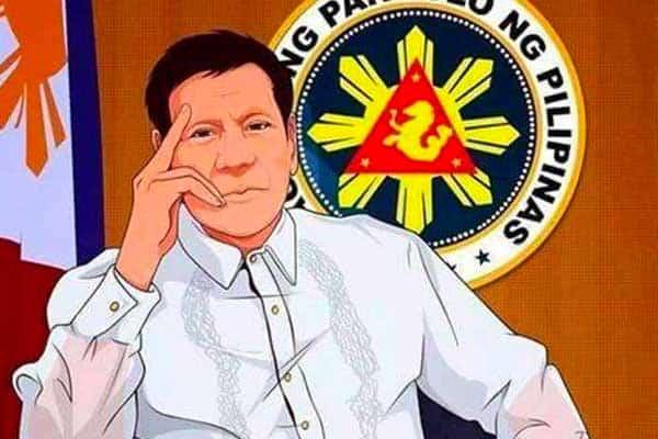 President Duterte ponders