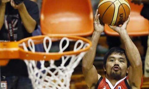 Manny's jumpshot