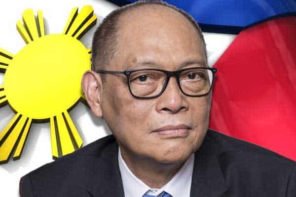 PH Central Bank President Benjamin Diokno