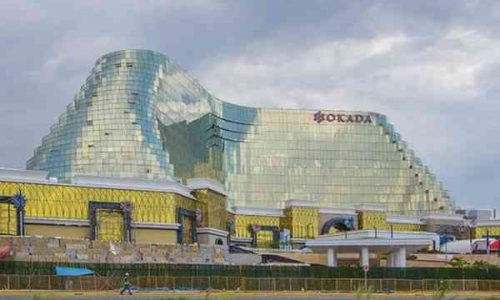 okada manila casino pictured during daytime
