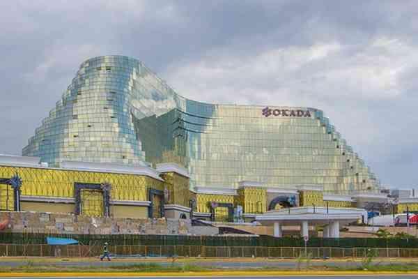 okada manila casino pictured during daytime