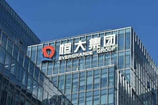 china evergrande collapse